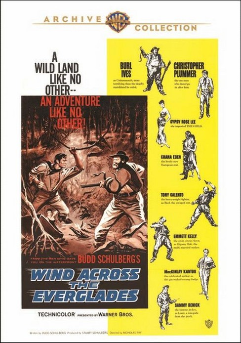 Wind across the everglades (DVD) - image 1 of 1