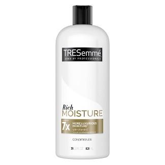 TRESemme Moisture Rich With Vitamin E Conditioner - 28 Fl Oz : Target