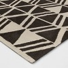 Microplush Geo Knitted Area Rug - Project 62™ - image 2 of 3