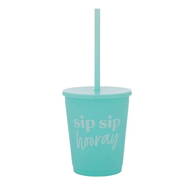 Parker Lane 6pc Frosted Party Cups