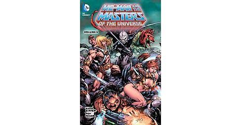 He-Man and the Masters of the Universe 3 (Paperback) (Keith Giffen) - image 1 of 1