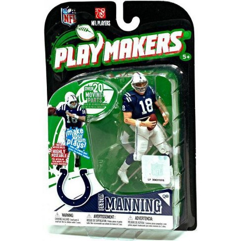McFarlane Toys NFL Indianapolis Colts Playmakers Series 1 Peyton Manning Action Figure - image 1 of 1