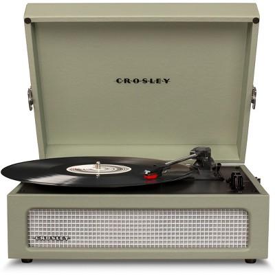 Crosley Voyager Turntable - Sage