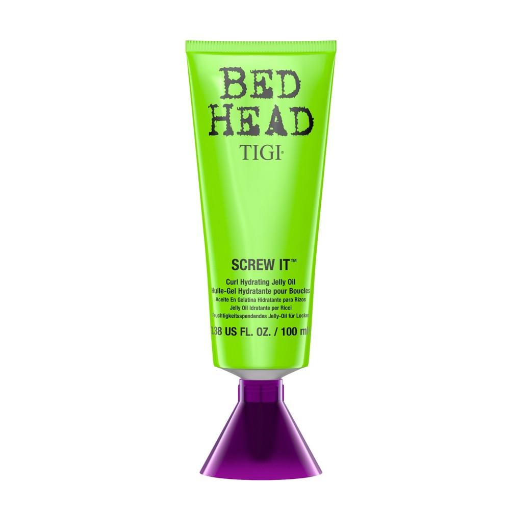 Image of TIGI Bed Head Screw It Curl Hydrating Jelly Oil - 3.38 fl oz