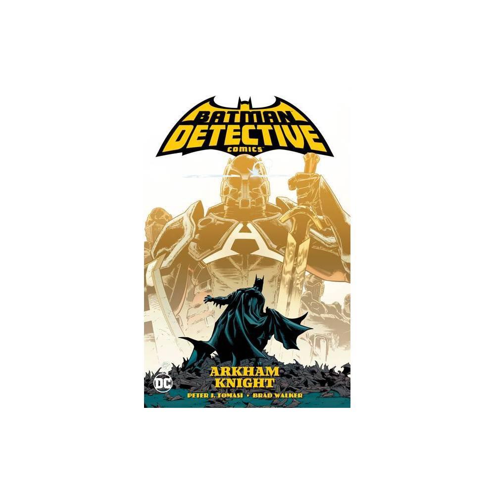 Batman Detective Comics Vol 2 Arkham Knight By Peter J Tomasi Paperback