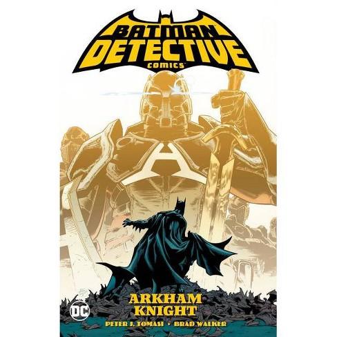 Batman - Detective Comics Vol. 2: Arkham Knight - by  Peter J Tomasi (Paperback) - image 1 of 1
