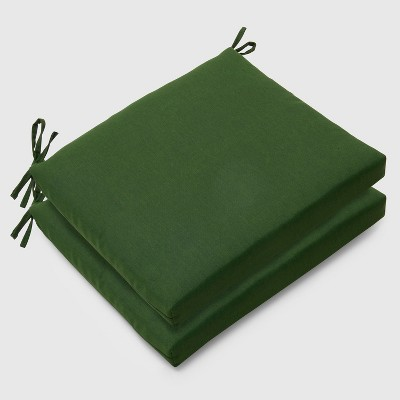 2pk Outdoor Seat Cushions Forest - Threshold™