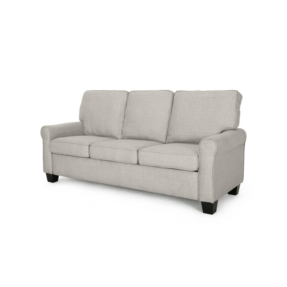 Davies Traditional Modern Sofa Beige - Christopher Knight Home