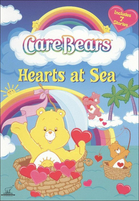 Care Bears: Hearts at Sea (With 3 Valentine's Day Cards) (dvd_video) - image 1 of 1
