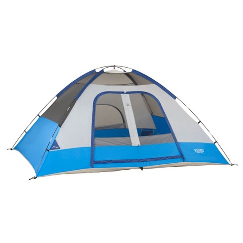 69db3064776 Wenzel 10 X 8 Foot Pine Ridge 5 Person Lite Reflect Dome Camping Tent