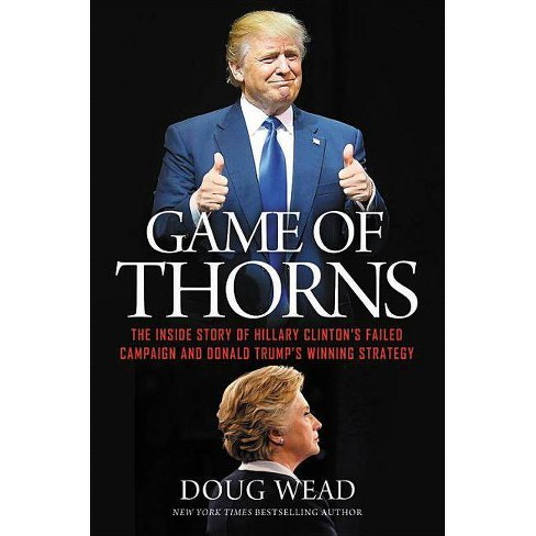 Game of Thorns - by  Doug Wead (Paperback) - image 1 of 1