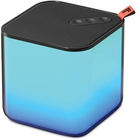 SHARPER IMAGE Color Changing LED Bluetooth Speaker 3 x 3 - image 1 of 4