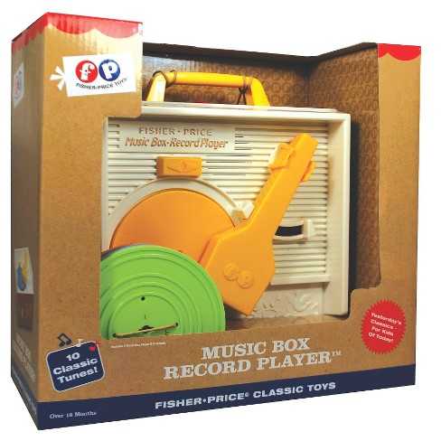 Fisher-Price Music Box Record Player - image 1 of 7