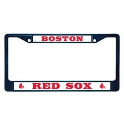 MLB Color License Plate Frame
