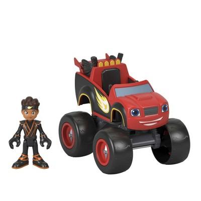 Fisher-Price Blaze and the Monster Machines Ninja Blaze & AJ Vehicle Set