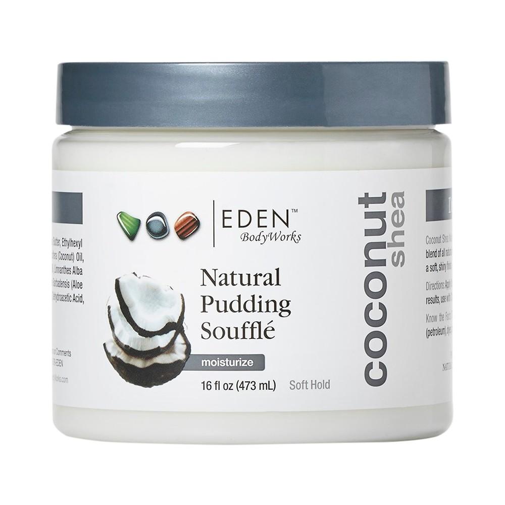 Eden BodyWorks Coconut Shea Pudding Souffle - 16 fl oz