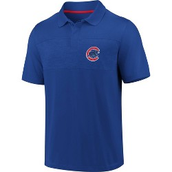 MLB Chicago Cubs Men's Polo T-Shirt