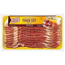 Oscar Mayer Hardwood Smoked Thick Cut Bacon - 16oz