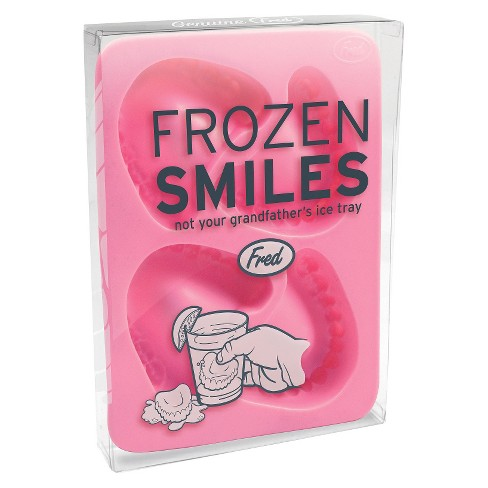 Fred Frozen Smiles Ice Cube Tray - image 1 of 1