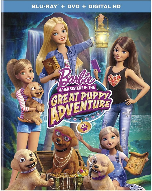Barbie & Her Sisters in the Great Puppy Adventure - image 1 of 1