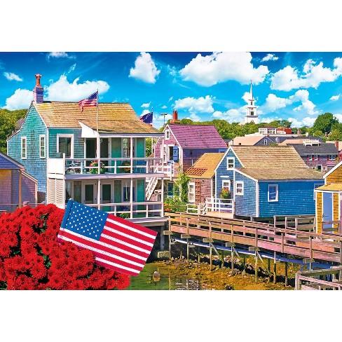 Kodak Nantucket Massachusetts Puzzle 1500 - image 1 of 3