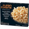 Lean Cuisine Marketplace Vermont White Cheddar Frozen Macaroni and Cheese - 8oz - image 3 of 4