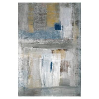 Tribeca II by Merri Pattinian Wrapped Canvas Art Print - Fine Art Canvas