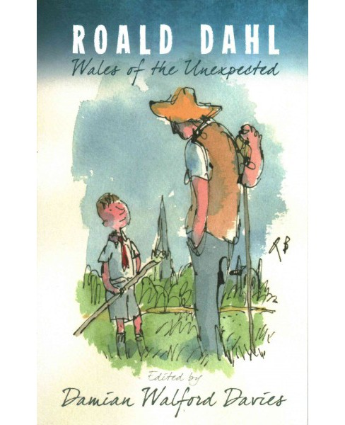 Roald Dahl : Wales of the Unexpected (Paperback) - image 1 of 1