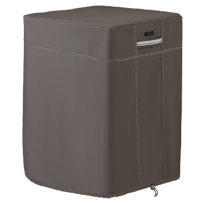 Ravenna Fire Column Cover Taupe - Classic Accessories
