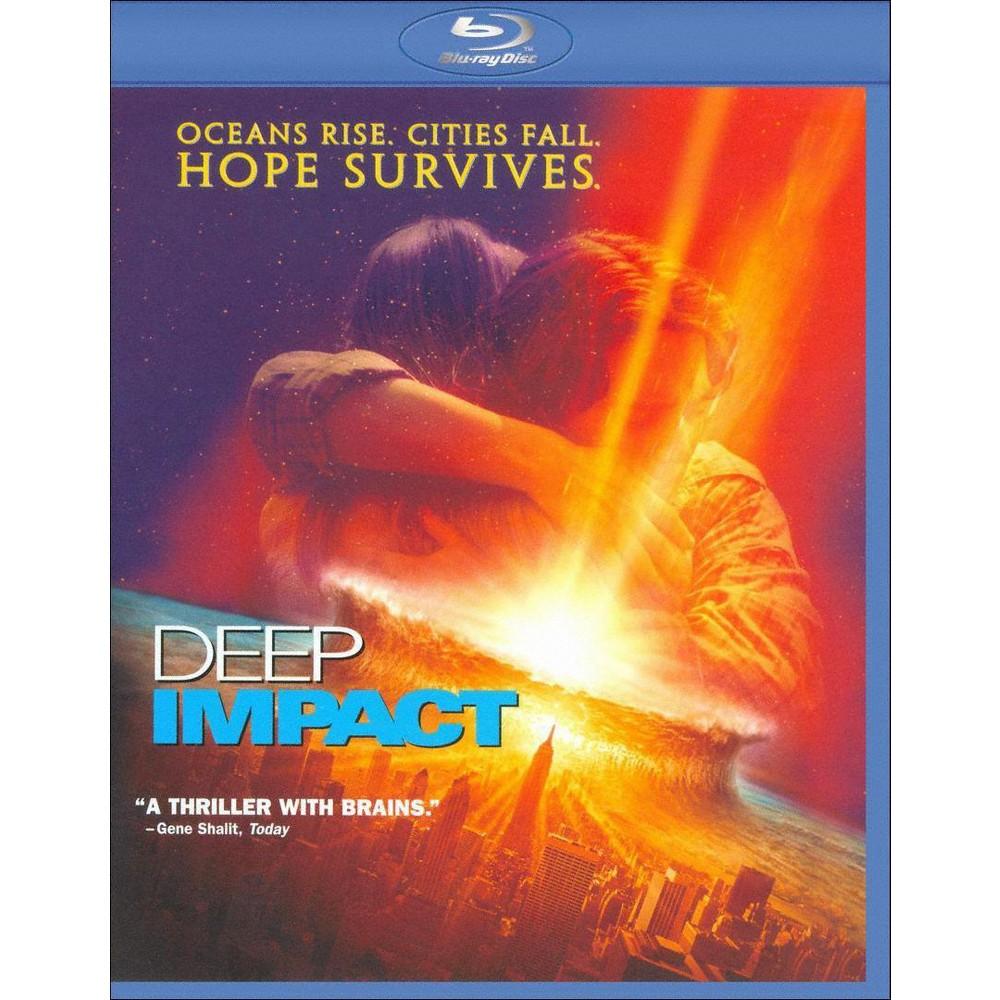 Deep Impact Blu Ray