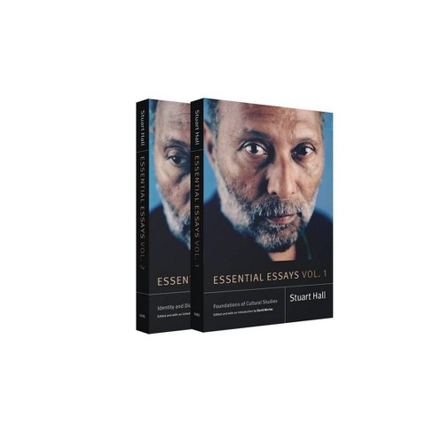 Essential Essays (Two-Volume Set) - (Stuart Hall: Selected Writings) by  Stuart Hall (Paperback) - image 1 of 1
