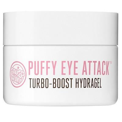 Soap & Glory Puffy Eye Attack Turbo-Boost Hydragel - 0.47oz