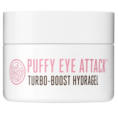 Soap & Glory Puffy Eye Attack Turbo-Boost Hydragel .47 oz - image 1 of 4