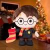 Gemmy Plush Room Décor Harry Potter w/Stocking OPP WB , black - image 2 of 2