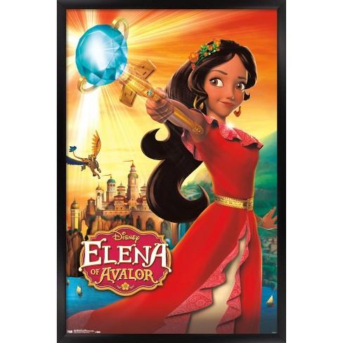 Trends International Disney Elena of Avalor - One Sheet Framed Wall Poster Prints - image 1 of 4