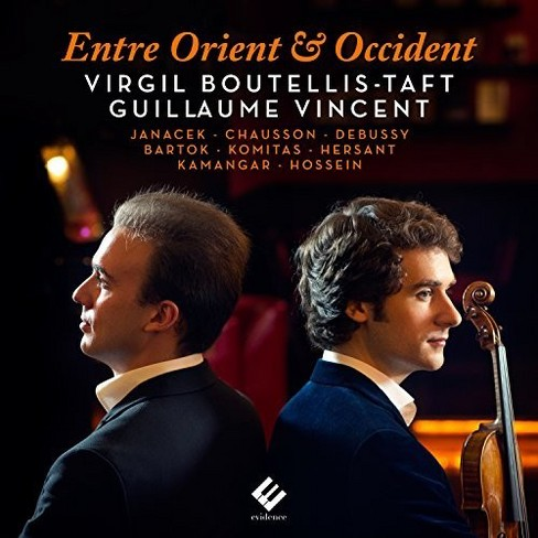 Virg Boutellis-taft - Entre Orient & Occident (CD) - image 1 of 1