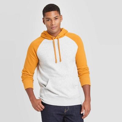 Men's Regular Fit Fleece Pullover Hoodie - Goodfellow & Co™