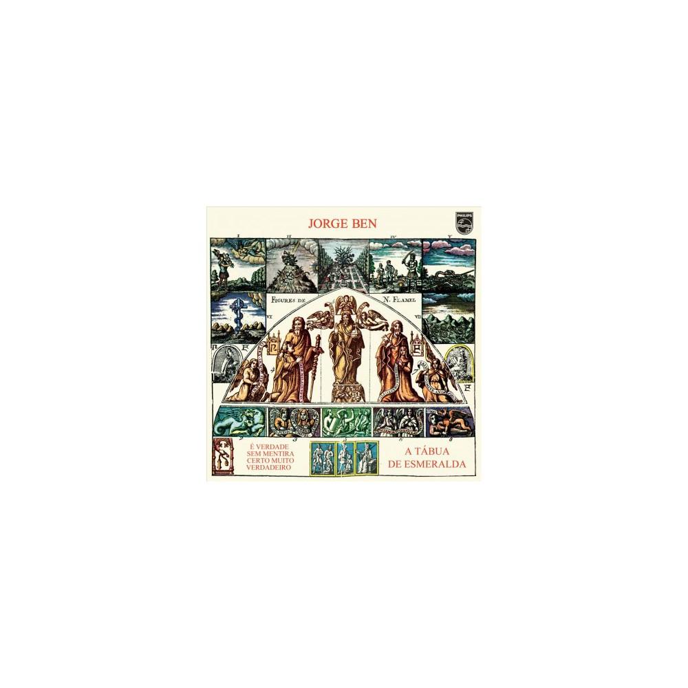 Jorge Ben - Tabua De Esmeralda (Vinyl)