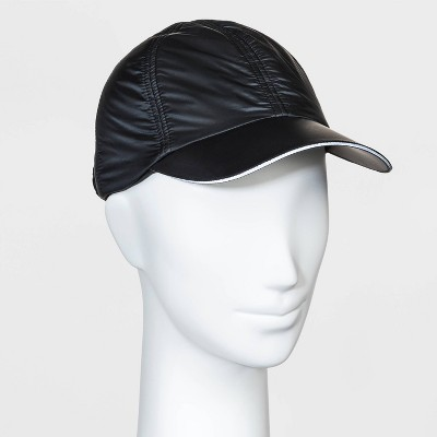 Women's Winter Lined Baseball Cap -  All in Motion™ Black One Size