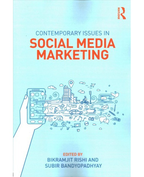 Contemporary Issues in Social Media Marketing (Paperback) - image 1 of 1