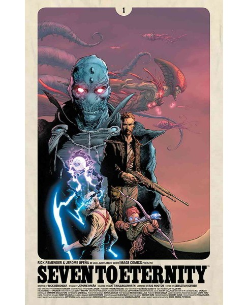 Seven to Eternity 1 : The God of Whispers (Paperback) (Rick Remender) - image 1 of 1
