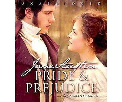 Pride & Prejudice (Unabridged) (CD/Spoken Word) (Jane Austen) - image 1 of 1