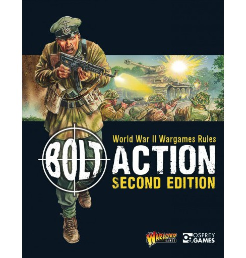 World War II Wargames Rules (Hardcover) - image 1 of 1