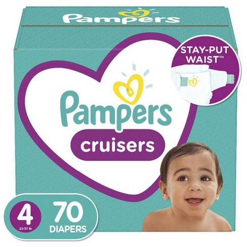 Pampers Cruisers 360 Disposable Diapers Super Pack - (Select Size)