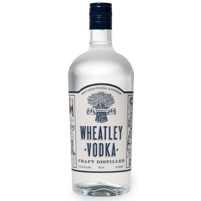 Wheatley Vodka - 750ml Bottle