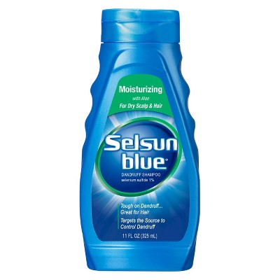 Shampoo & Conditioner: Selsun Blue Moisturizing