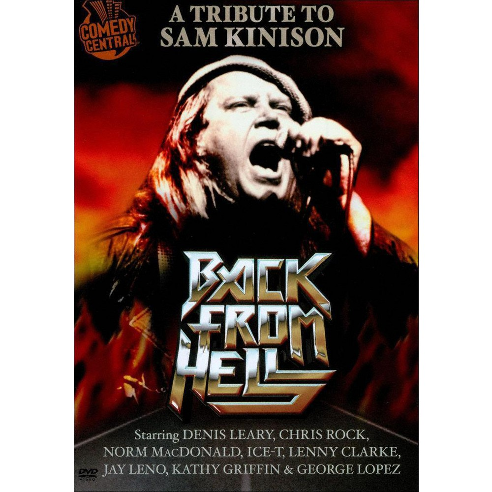 Back From Hell:Tribute To Sam Kinison (Dvd)