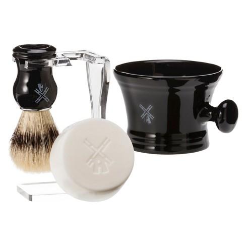 Van der Hagen Premium 4 Piece Shave Set