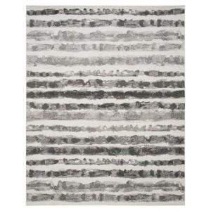 Adirondack Rug - Ivory/Charcoal - (8