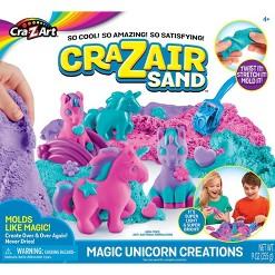 CraZArt CraZAir Sand - Magical Unicorn Creations Play Set, Adult Unisex